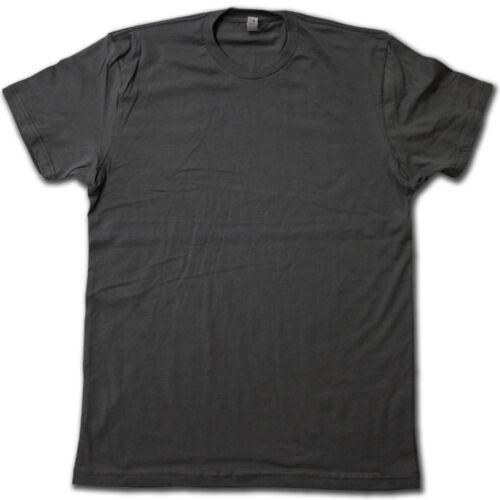 Next Level Apparel Blank T-Shirt Super soft Ring Spun Vintage Weight Tee