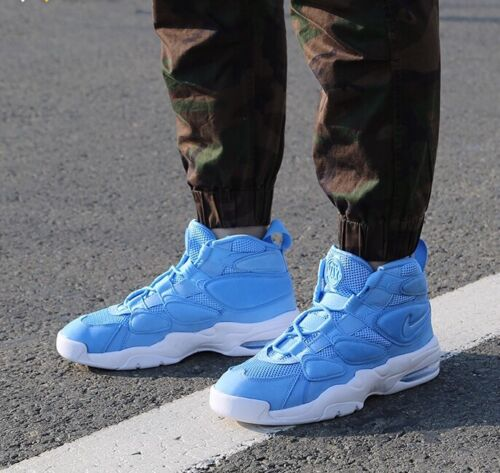 7 Max Uk Eur All Université Uptempo 2 Dernier 'Bleu' Qs Nike 41 '94 Air Star qEZfPx1