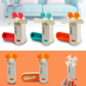 Handheld-Fan-Mini-USB-Rechargeable-Rabbit-Portable-Desktop-Outdoor-Travel-Home