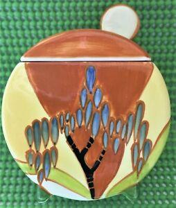 Clarice-Cliff-Art-Deco-Metropolitan-Museum-of-Art-Jam-Jar-1993
