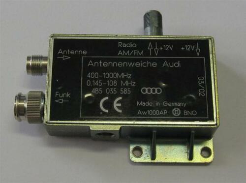 Antenas suaves para audi 4b5 035 585 4b5035585 Blaupunkt 7691290184