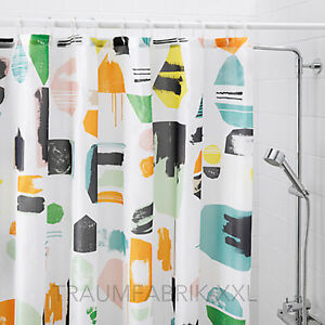 IKEA doftklint Rideau de douche coloré 180x200cm badvorhang Rideau ...