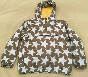 Mini-Boden-Jacket-7-8-Boys-Stars-Pullover-Hoodie-Fall-Spring