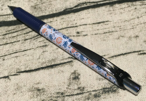 Pentel Energize Mechanical Pencils In Bloom Flowers Plant Botanical Animals New