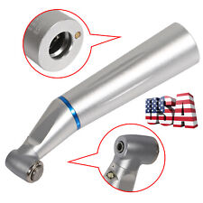 Dental Internal Low Speed Contra Angle Handpiece Led E Generator Push Ybb 414c W