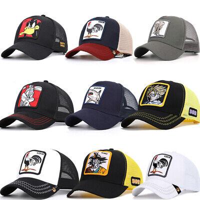 GOORIN BROS TRUCKER Hat Snapback Cap Cartoon baseball hat