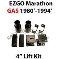 Ezgo Marathon 1980'-1994' Gas Front And Rear 4 Lift Kit 28908