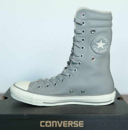 Gr Nieuwe Leather Converse Vk Lined Knee X All 540400c Chucks Hi 35 3 Star vgwFBxqv