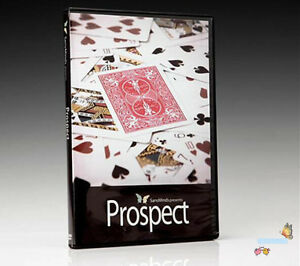 Prospect-DVD-and-Gimmicks-by-SansMinds-Card-Magic-Trick-Mentalism-Close-up