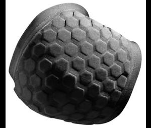 McDavid 6515 Hex Knee Elbow Protective Pads Adult UniSex Black XL Athletic Sport