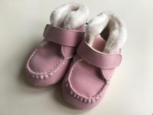SALE % % Sterntaler Baby-Schühchen/Schuhe Kunstfell rosa 55380 NEU