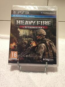 Heavy-Fire-Afghanistan-Neuf-PS3
