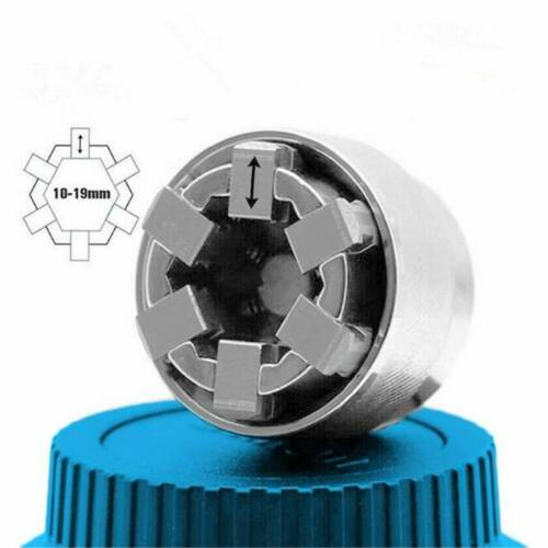 Connecting Universal Socket Wrench Sleeve Power Grip Drill Adapter W