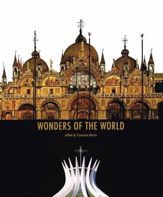 Wonders Of The World by Francesco Boccia NEW BOOK