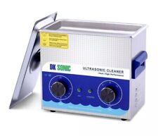 Commercial Ultrasonic Cleaner Dk Sonic 3l 120w Cleaner Heater Basket Dk 300h
