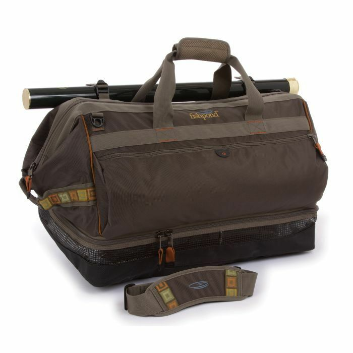 Fishpond Cibrown Wader Duffel - New
