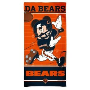 5ccc04d7e15 CHICAGO BEARS MICKEY MOUSE SPECTRA BEACH TOWEL 30