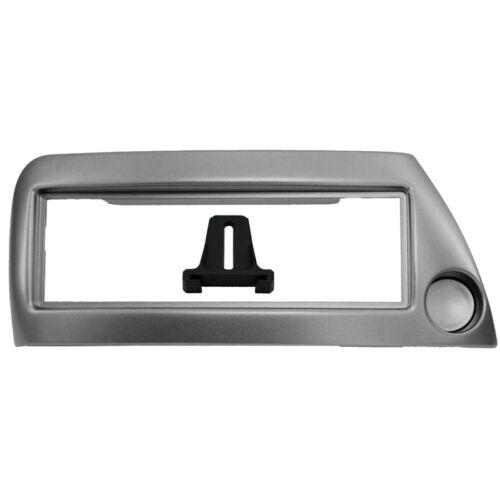 Adapterkabel für Ford KA ab 1996 bis 2008 Silber metalic Radioblende Rahmen