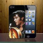 Elvis Presley Roi du Rock and Roll Artiste Guitare Rigide TéléPhone Étui Coque