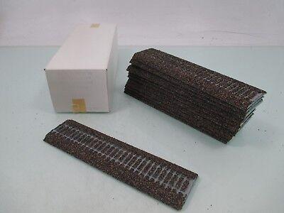 OVP Merkur Styroplast H0 42720 Gleisbett-Element Weiche rechts 10 Stück WM3086