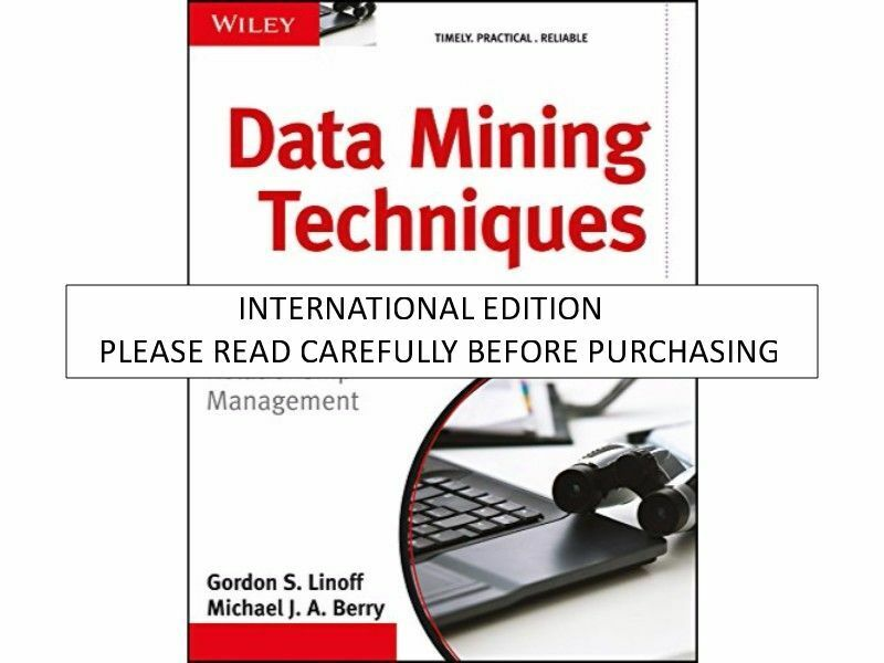 data mining techniques berry linoff