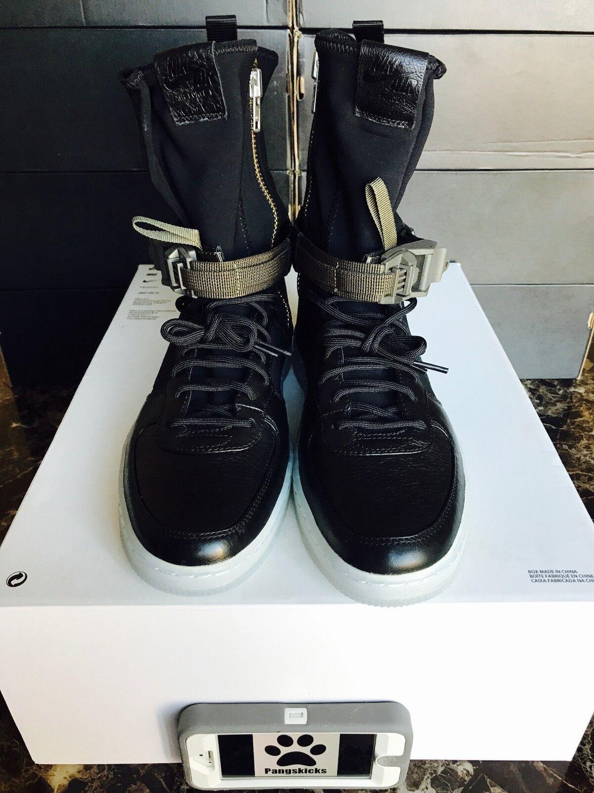 Nike AF1 Downtown Hi SP nikelab x acrónimo 649941-003 cómodo hermoso barato y hermoso cómodo moda 31f48b