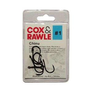 50lb Cox /& Rawle Cross Lock Snaps  Size 2