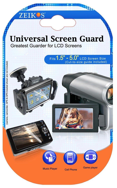 NEW LCD Guard 3 Clear Screen Protector For PowerShot G1 X Mark II III
