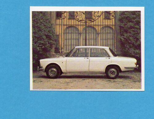 AUTO FLASH-COX anni /'70-Figurina n.91 NEW SIMCA 1301 SPECIAL