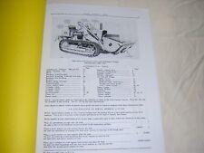 John Deere 1010 Crawler Loader Parts Catalog Manual