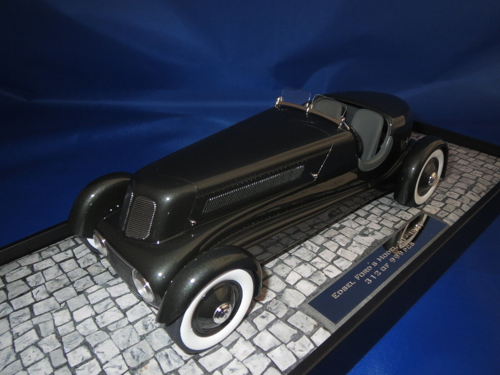 Minichamps 1934 Edsel Ford 's model 40 Special Speedster sedán 999 PCs 1 18 OVP