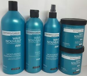 Image Is Loading Wave Nouveau Texturising System Products Full Range