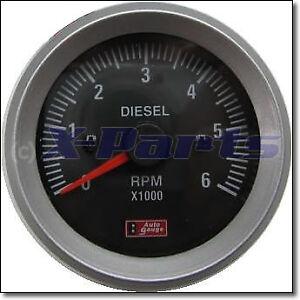Tacómetro diésel de 52mm Peugeot 205 206 307 309 407, nuevos productos
