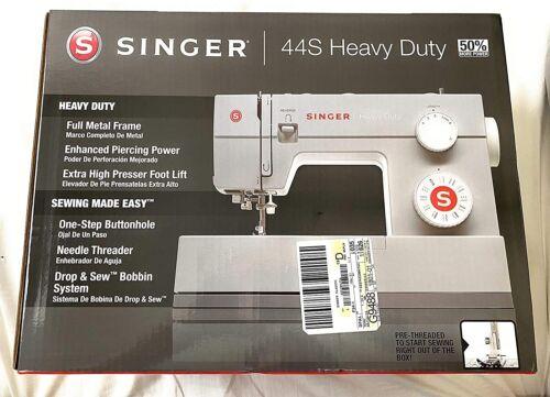 Cantante clásico 44S 23 puntada la máquina de Coser Resistente-Envío Gratis