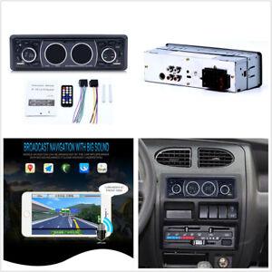 12V-1Din-Car-Stereo-Audio-Bluetooth-MP3-Player-FM-Radio-AUX-TF-Card-U-Disk-Play