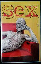 SEX #19 (IMAGE Comics) Comic Book NM