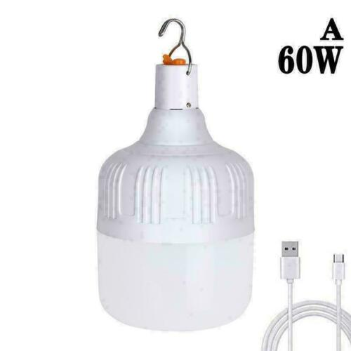 Multifunktions-USB-Glühbirne Außenzelt Camping Glühbirne Neu Z7W8