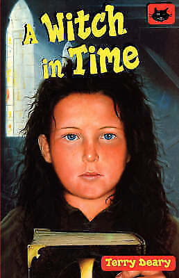 deary, terry, a witch in time (Black Cats), Very Good Book