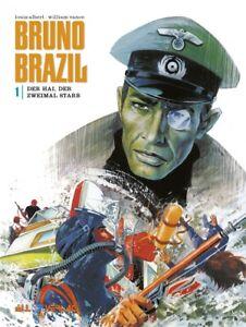 BRUNO-BRAZIL-HC-VZA-TT-1-2-3-4-5-6-7-8-lim-111-Ex-Artprint-WILLIAM-VANCE