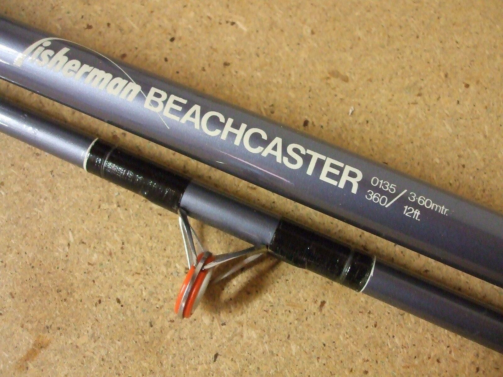 Fisherman 12' Beechcaster rod BEAUTIFUL