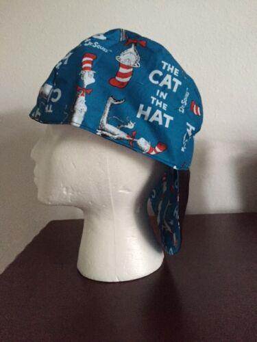welding caps,reversible cap liner......cat  hat