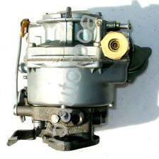 CHEVROLET 1BARREL ROCHESTER BV TYPE CARBURETOR 6 CYL  1963,64,65,66,67