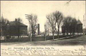 Sparta-WI-School-Bldgs-c1910-Postcard-rpx