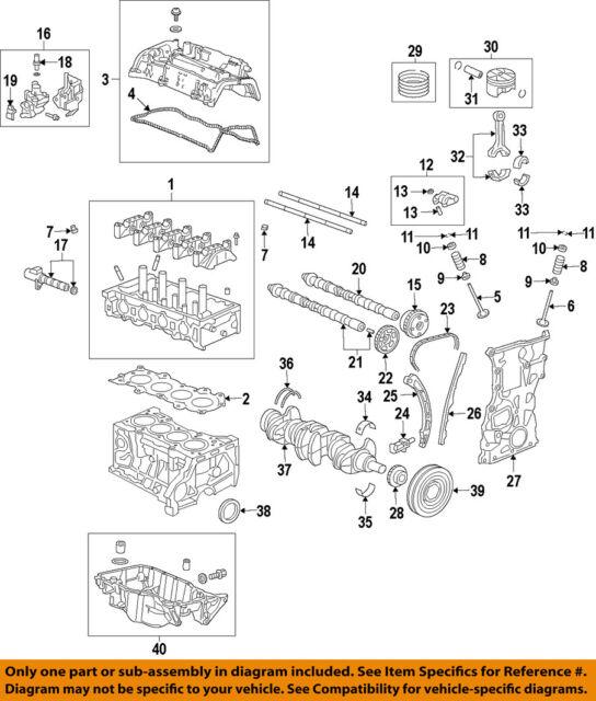 [SCHEMATICS_4US]  Honda OEM 15-16 Fit-engine Piston Pin Bushing 131115R7A00 for sale online |  eBay | 2015 Honda Fit Engine Diagram |  | eBay
