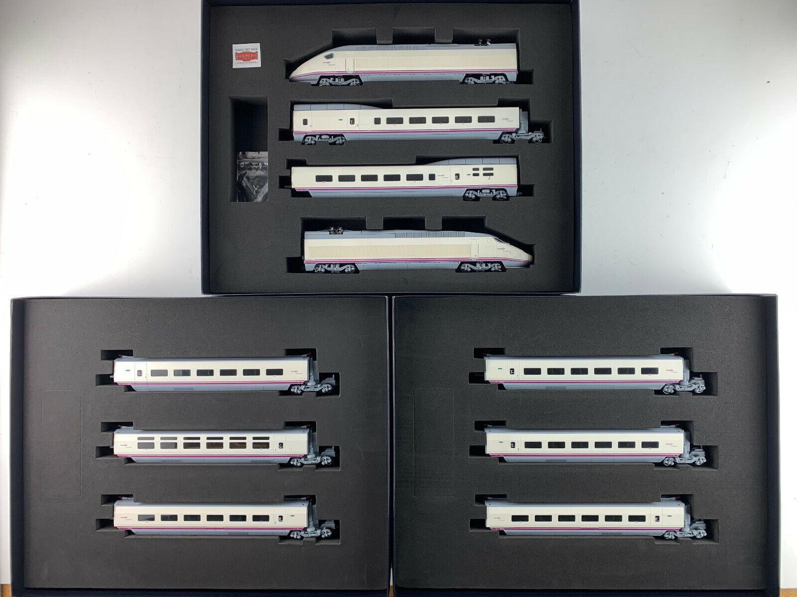 Electrotren H0 E3522 +3524 +3525 - Set von Zug Komplett   Euromed   Renfe Op -