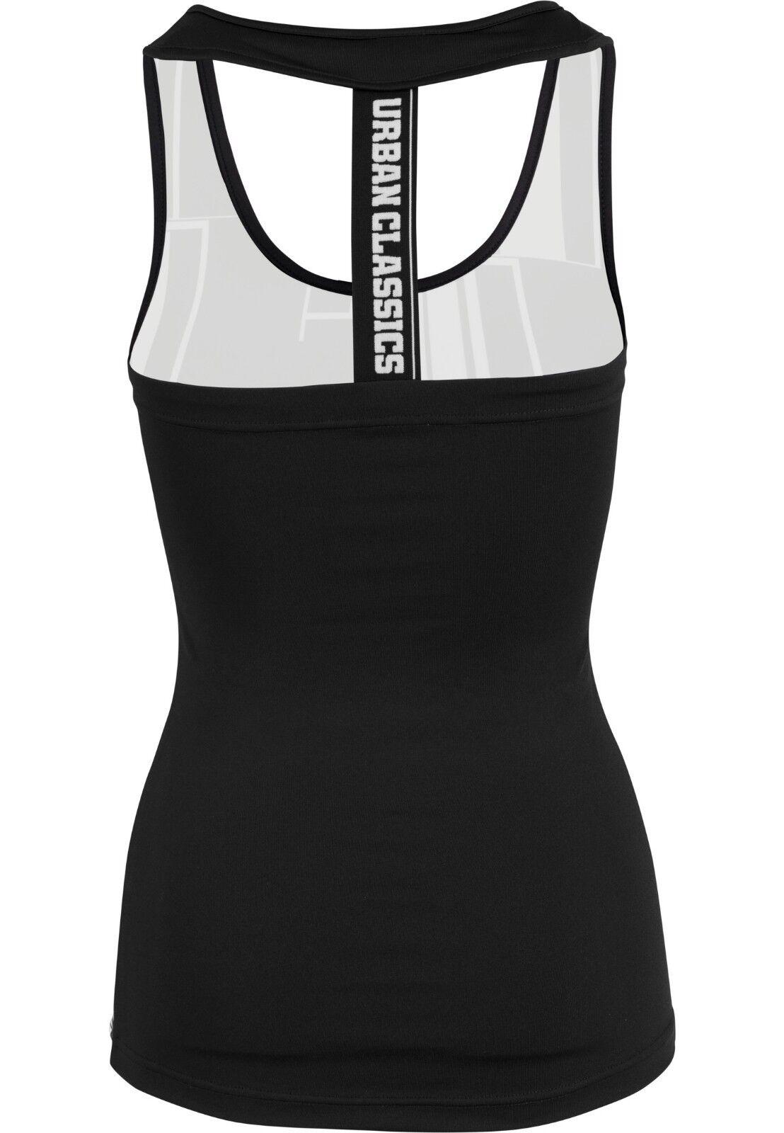 Urban Frauen classics T-Shirt Frauen Urban Unterhemd ladies Grafik sports Top- TB1663 16449f