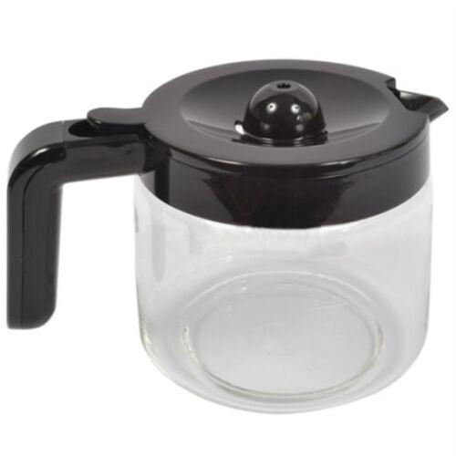 Delonghi véritable machine à café verre carafe pichet pour pot ICM15240 ICM15240.BK