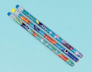 Finding-Dory-Nemo-CRAYONS-AVEC-GOMME-sac-soiree-pochette-surprise-faveurs-1-72pk
