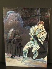 Star Wars Heritage Wave 2 Etched Foil Puzzle Chase Card #2