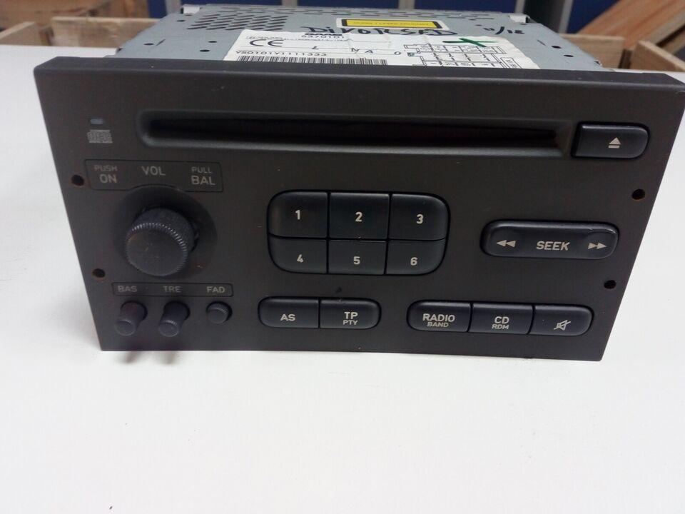 SAAB 9-3, CD/Radio